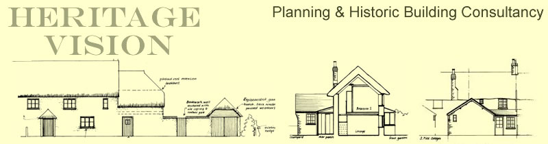 Planning and historic building consultancy, specialising in listed buildings and conservation areas